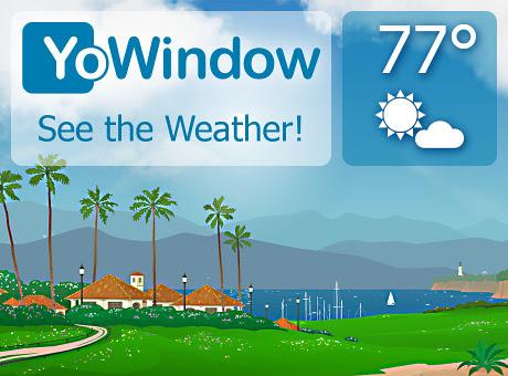 دانلود YoWindow Weather برای اندروید، آیفون و Pc نسخه جدید رایگان کم حجم
