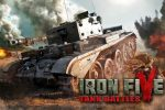 Iron 5 Tanks