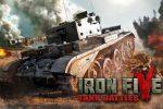 Iron 5 Tanks
