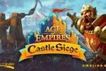 Age of Empires- Castle Siege