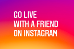 Instagram-live-two-person