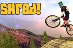 Shred 2 - Freeride Mountain Biking