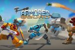 Armored Squad Mechs vs Robots