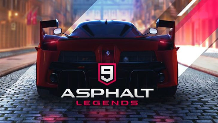 Asphalt 9 Legends - 2018 New Arcade Racing Game