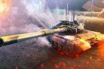 Iron Tank Assault Frontline Breaching Storm