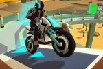 Gravity Rider Space Bike Racing Game Online