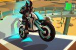 Gravity Rider Space Bike Racing Game Online