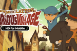 Layton Curious Village in HD